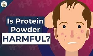 Is Protein Powder Bad For Hair Loss and Kidney Damages?